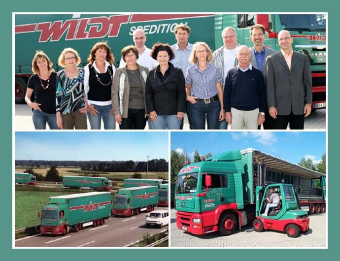 Friedrich Wildt GmbH Spedition Ettenheim Lahr/Schwarzwald Offenburg Landverkehre Schwertransporte Baden-Württemberg