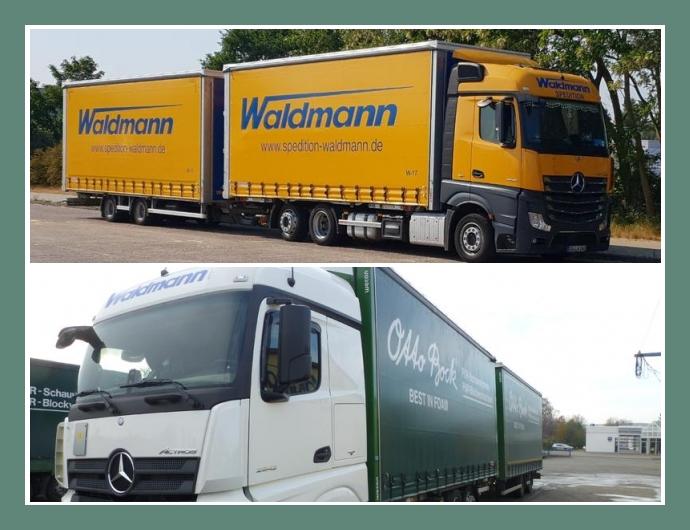 Waldmann GmbH Duderstadt Göttingen Kassel Logistik Transportkonzepte