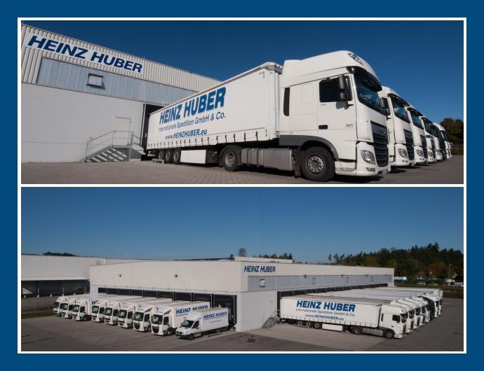 Heinz Huber Spedition - Logistk-Dienstleistungen in Schweitenkirchen München Ingolstadt