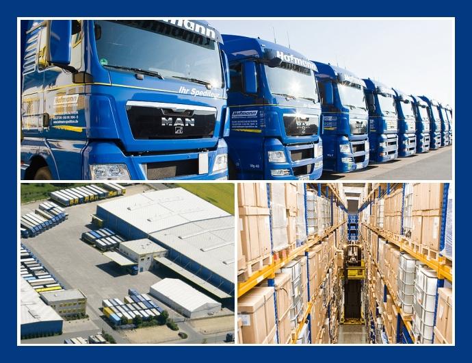 Hofmann Internationale Spedition GmbH - Transport & Logistik in Biebesheim am Rhein Darmstadt Frankfurt am Main