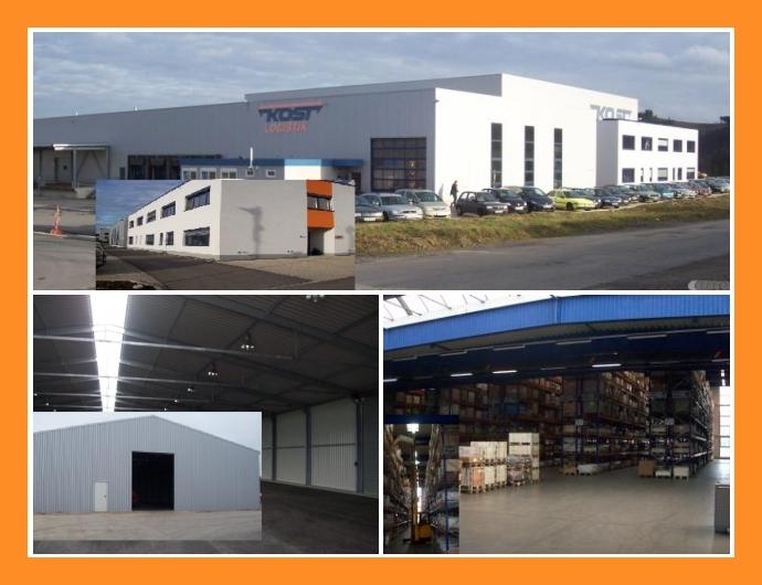 Kost Spedition - Logistik-Anbieter in Attendorn Olpe Siegen Lüdenscheid
