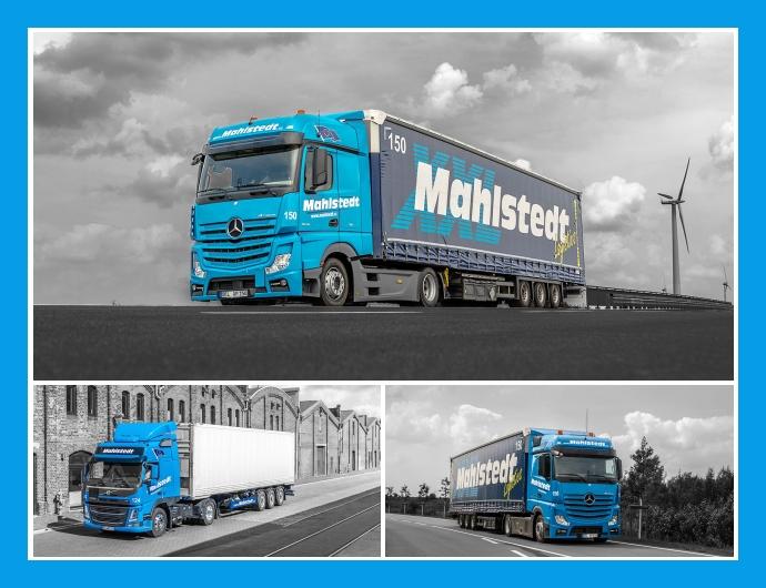 Spedition Mahlstedt GmbH - Logistik & Transporte in Delmenhorst und Bremen