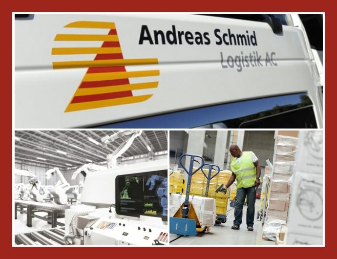 Andreas Schmid Logistik AG - Spedition & Transport in Gersthofen, Augsburg, Friedberg