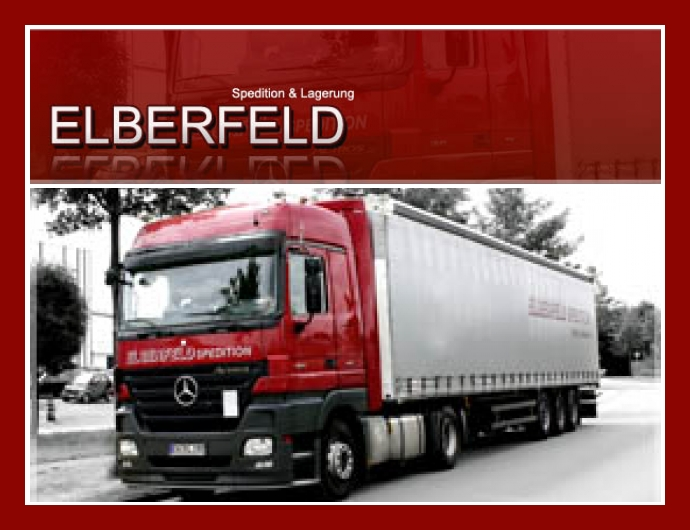 Elberfeld Spedition GmbH - Spedition und Logistik in Herdecke, Hagen, Dortmund