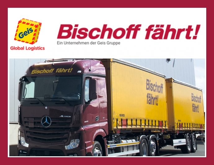 ischoff International GmbH - Spedition in Naila, Hamburg, Wuppertal, Frankfurt am Main
