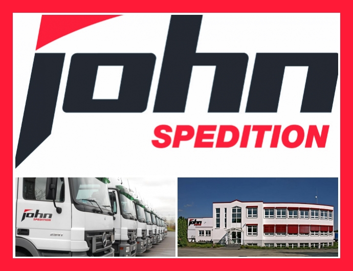 John Spedition GmbH - Logistik-Dienstleistungen in Eichenzell, Fulda, Bad Kissingen