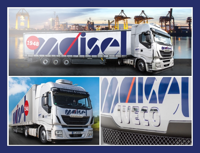 Maisel Transport & Logistik GmbH - Spedition in Creußen nahe Bayreuth, Forchheim, Nürnberg