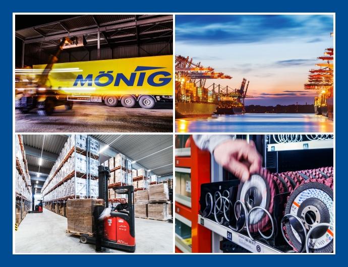 MÖNIG Spedition - Logistiker in Meschede, Bremen, Gotha, Denkendorf
