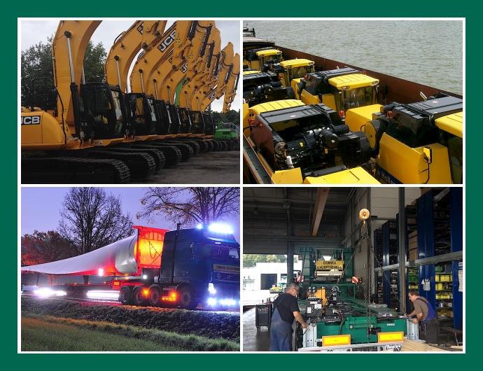 P. Schwandner Logistik   Transport GmbH - Speditionsleistungen in Pfreimd nahe Schwandorf, Amberg, Weiden in der Oberpfalz