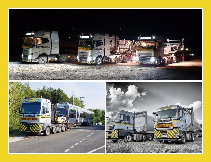 Spedition Gutmann - Logistikdienstleister in Kehl, Offenburg, Freudenstadt