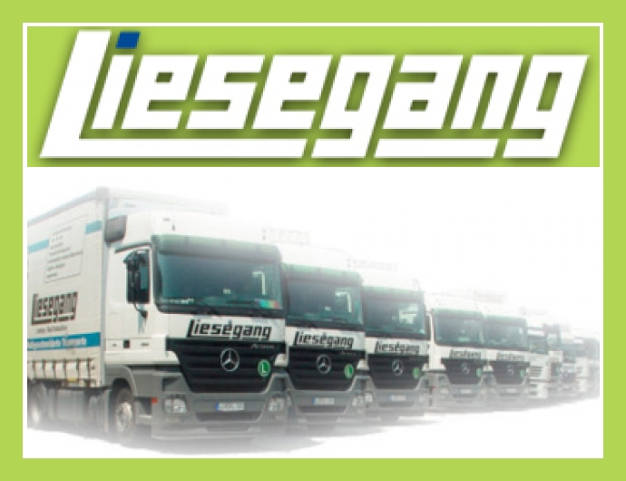 Spedition Liesegang - Logistikunternehmen in Lemgo, Bad Salzuflen, Stuttgart, Ulm