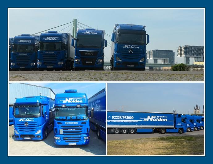 Spedition Nolden - Logistik-Anbieter in Kerpen, Köln, Düren, Bergheim, Bonn