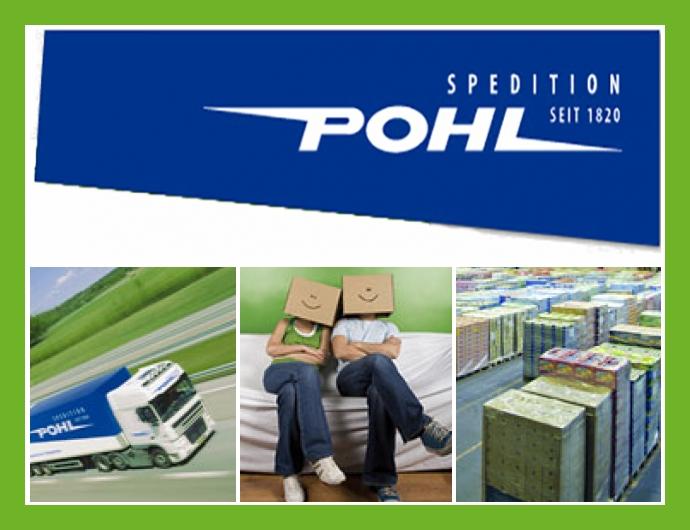 Spedition Pohl - Logistiker in Forchheim, Bamberg, Erlangen, Nürnberg